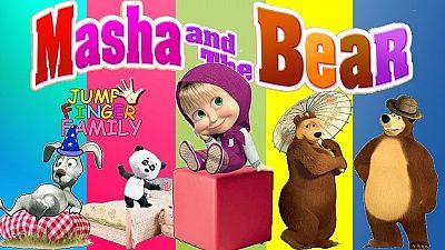 Macha et l'Ours : le dessin animé russe qui cartonne