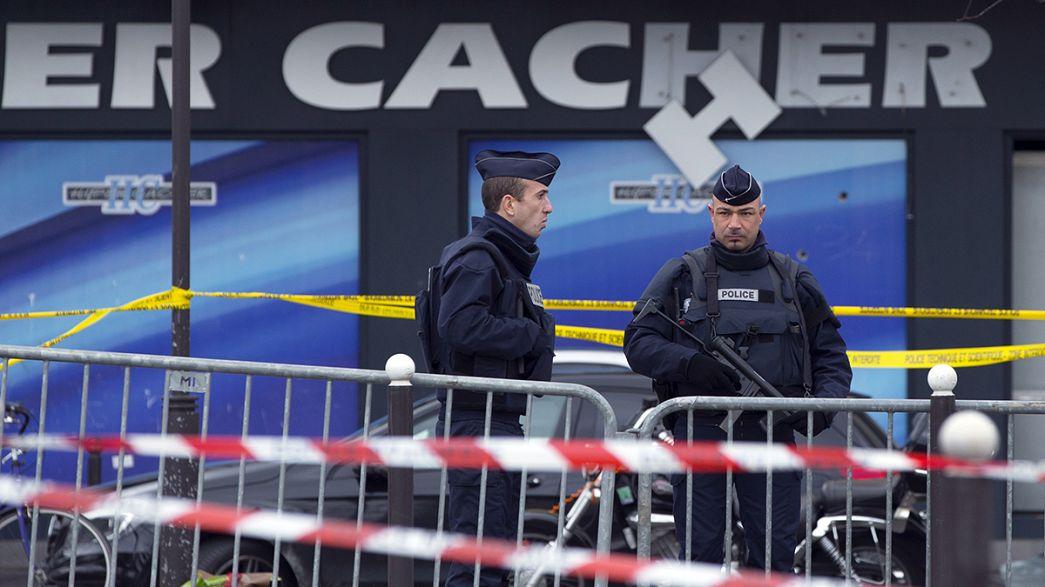 Mutmaßlicher Waffenlieferant von Paris-Attentäter festgenommen