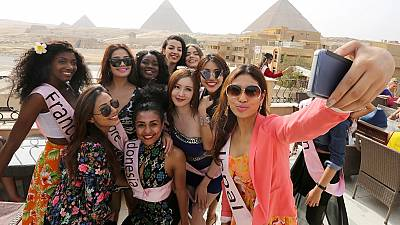 Egypt hosts Miss Eco Universe 2016