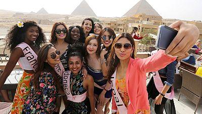 Égypte : 2e édition de Miss Eco Universe