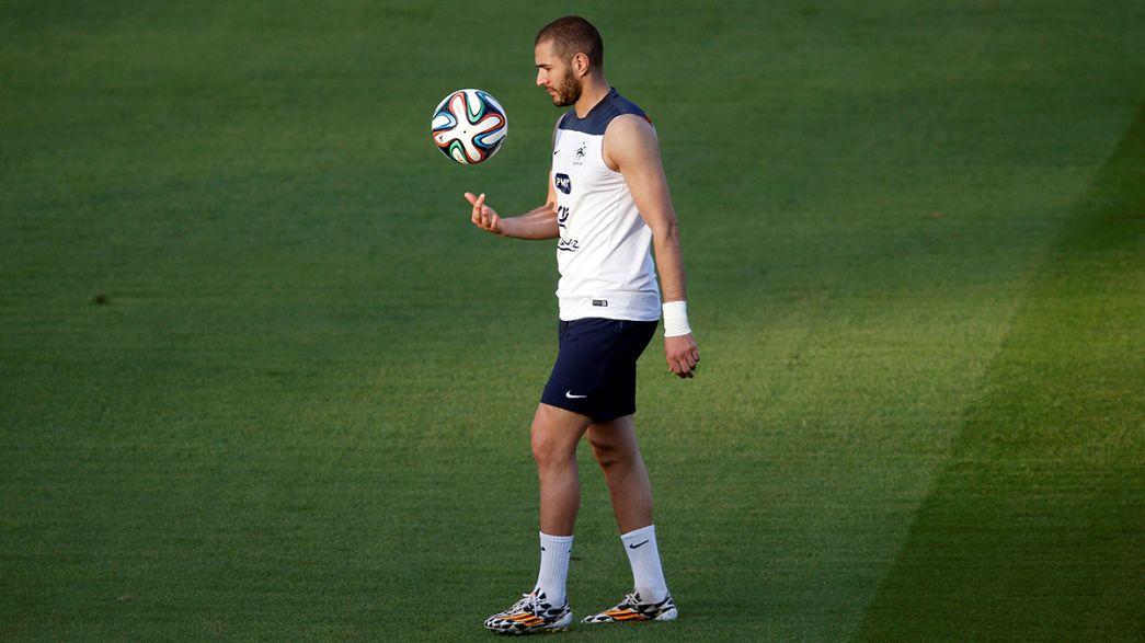 Karim Benzema, excluido de la selección francesa para la Eurocopa