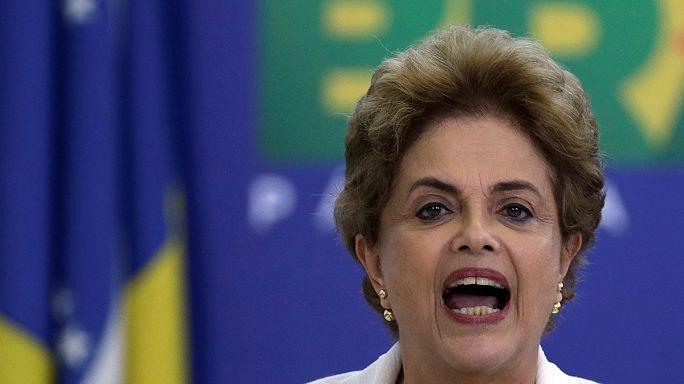 Бразилия: Дилма Русеф на лезвии бритвы