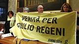 Egypt's Sisi says blame for death of Italian student Giulio Regeni based on rumours