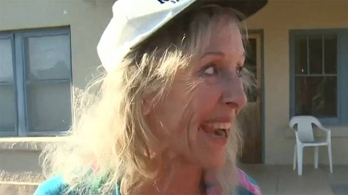 Lost grandmother found after nine days in Arizona wilderness