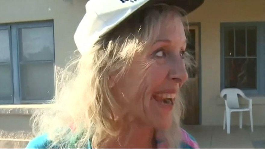 Lost grandmother found after nine days in Arizona wilderness
