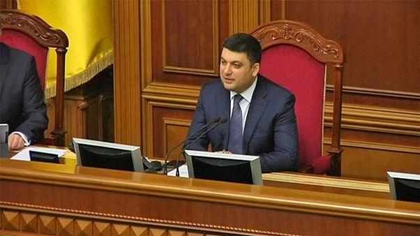 Ουκρανία: Συμφωνία των μεγάλων κομμάτων για τον νέο πρωθυπουργό