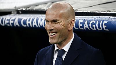 Zinedine Zidane delighted with his 'best night so far'