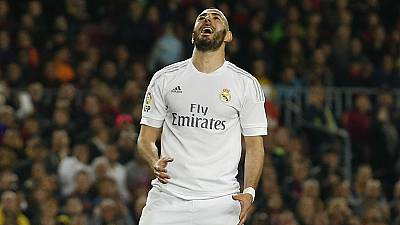 Karim Benzema ruled out of Euro 2016