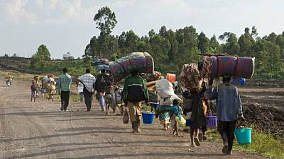 DRC returnees to be resettled two years after deportation from Congo
