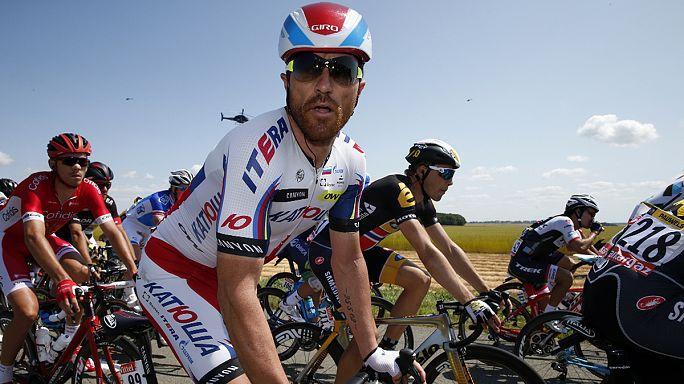 İtalyan bisikletçi Luca Paolini'ye anti-doping cezası