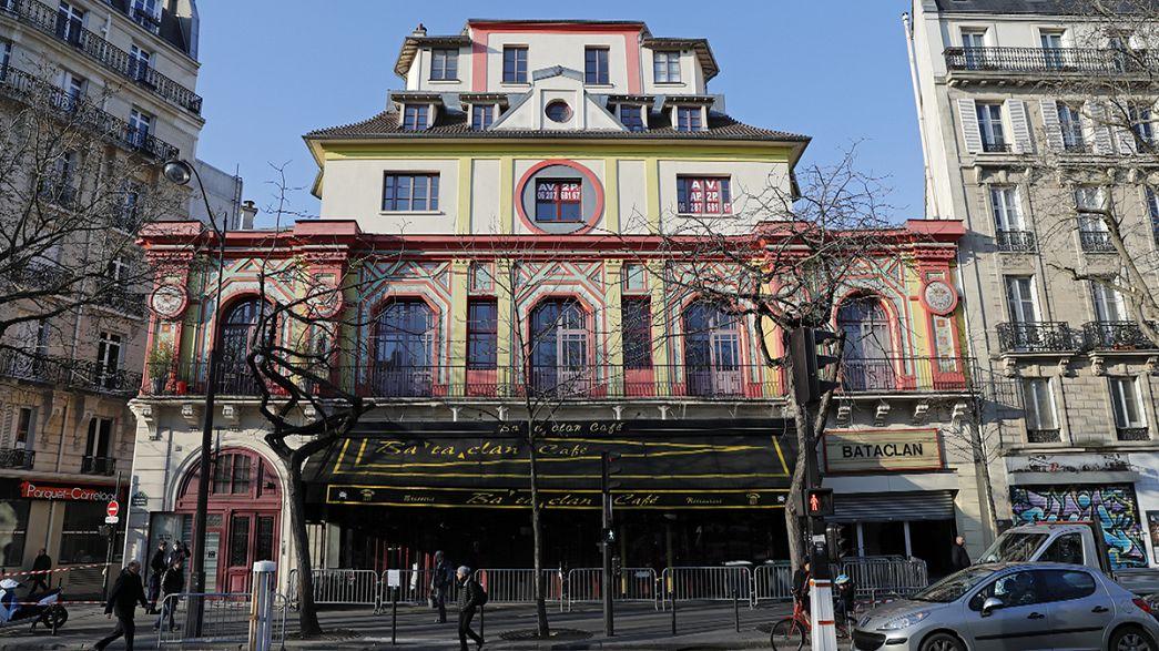 Il Bataclan riaprirà un anno dopo le stragi jihadiste di Parigi