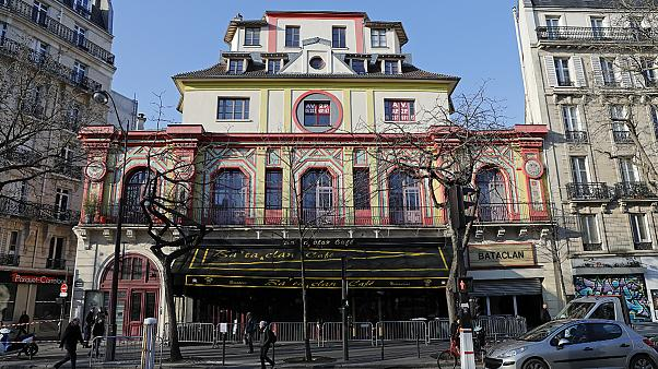 Bataclan in Paris announces renovation work and reopening lineup