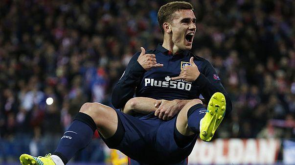 El Atlético de Madrid remonta y pasa a semifinales, donde le acompaña el Bayern de Múnich