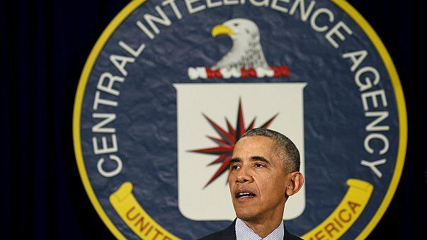 """Obama: """"Estamos avanzando en la lucha contra el el grupo Estado Islámico"""""""
