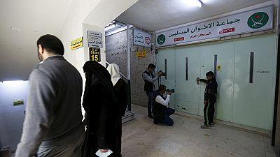 Jordanie : le siège des frères musulmans fermé