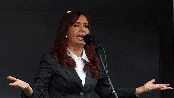 Megjelent a bíróság előtt Argentína előző elnöke