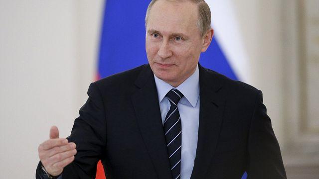 """""""Прямая линия"""" с Путиным - live"""