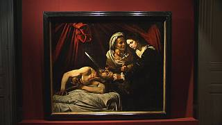 Painting found in French attic could be 120m euro Caravaggio