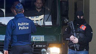 Στο δικαστήριο οι ύποπτοι για τις επιθέσεις στις Βρυξέλλες