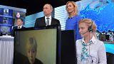 """Wladimir Putin antwortet im """"Direkten Draht"""""""