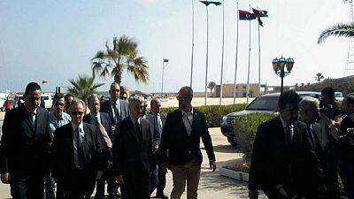 Libye : relance des relations diplomatiques avec l'Europe