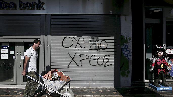 Think tank IOBE prevê que PIB grego recue 1%