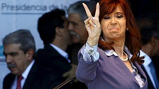 Argentine : l'ancienne présidente Cristina Fernández entendue par la justice
