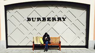 Burberry burned by sluggish sales in Europe and Hong Kong