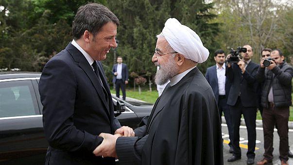 Итальянская мода пришла в Иран