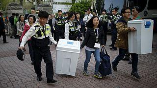Corée du Sud : le parti au pouvoir battu aux législatives