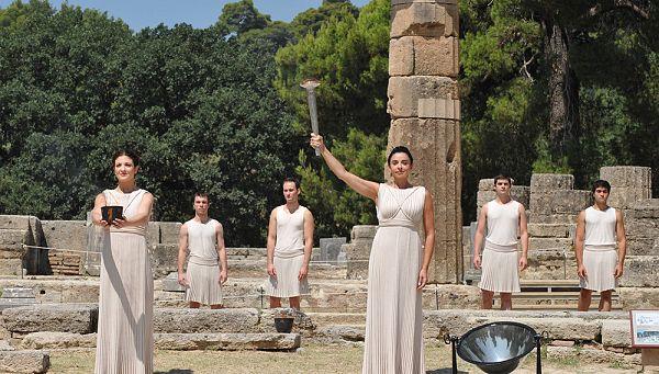 Cosas Que Seguramente No Sabias Sobre La Llama Olimpica Euronews