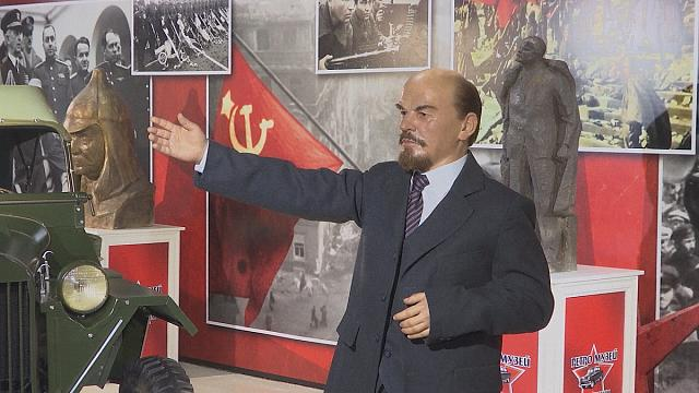 Bulgarian businessman turns passion for Soviet-era cars into museum spectacle