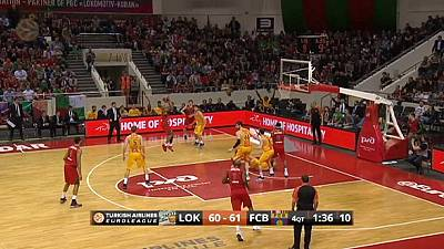 Home advantage counts for Vitoria and Kuban in Euroleague