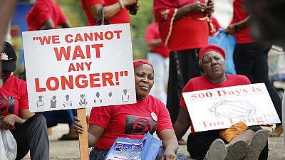 As raparigas de Chibok foram raptadas há dois anos