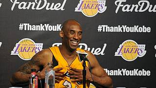 Kobe Bryant, des adieux royaux