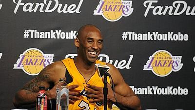 Kobe Bryant exits in style with 60 points in his final game