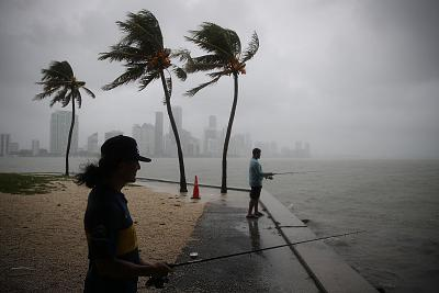 Tropical Storm Gordon Batters South Florida