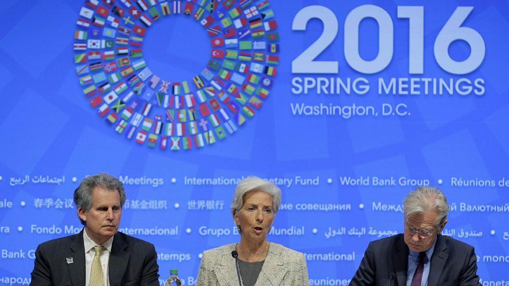 FMI e Banco Mundial preocupados com possível Brexit
