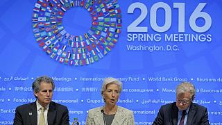 The World Bank and IMF fear Brexit will add uncertainty to a fragile global economy