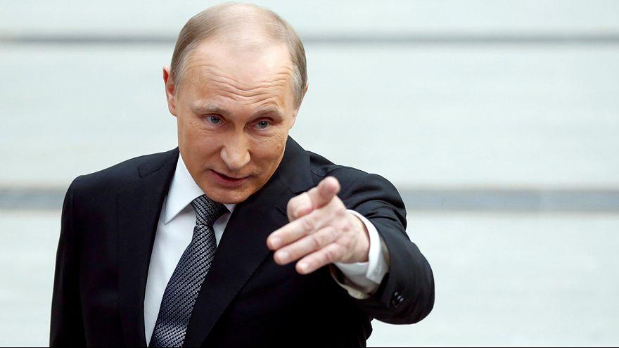 """В. Путин: """"Мельдоний никогда не относился к допингу"""""""