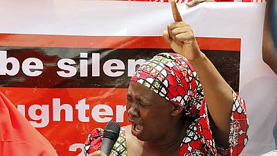 New Chibok video evokes mother's tears for missing daughter