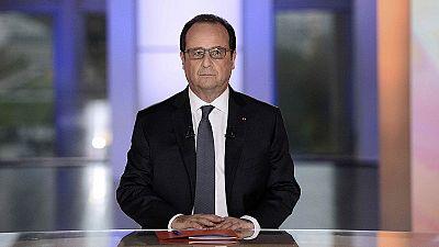 """France : malgré les manifs, la loi travail """"ne sera pas retirée"""" (Hollande)"""