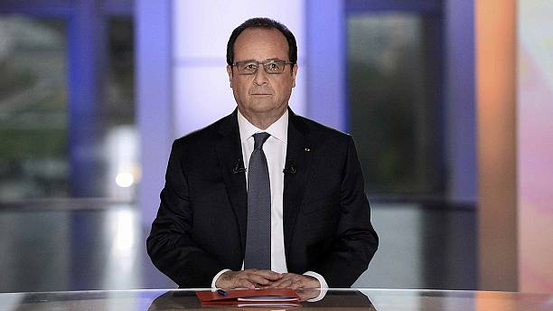 Hollande defends labour reforms amid ongoing street protests