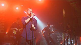 Jüri Pootsmann Estonia's pop idol primed for Eurovision success