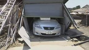 The aftermath of Japan's deadly earthquake