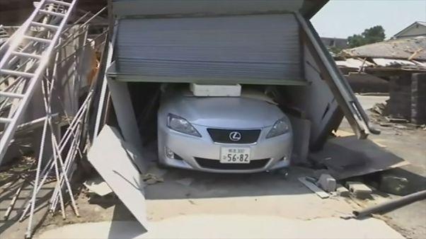 Ιαπωνία: Μετά τον καταστροφικό σεισμό