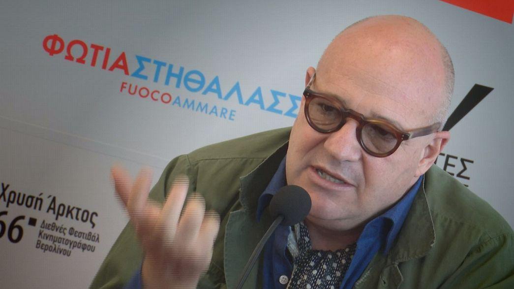 """Gianfranco Rosi : """"les migrants ne sont pas des statistiques"""""""