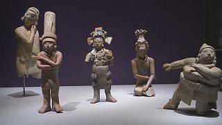 Exposição em Berlim retrata o corpo humano na cultura Maia