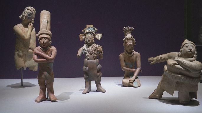 """""""المايا .. لغة الجمال"""" معرضٌ لفن المايا في برلين"""