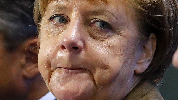 Merkel acepta abrir un proceso judicial contra el humorista que insultó al presidente turco Erdogan
